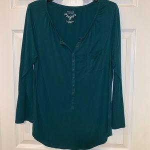 Sonoma button down shirt Large